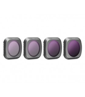 Set 4 filtre ND4 ND8 ND16 ND32 pentru DJI Mavic 2 Pro