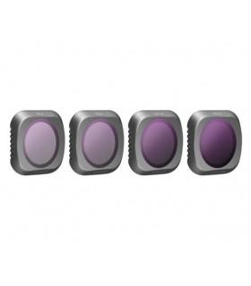 Set 4 filtre MCUV CPL ND4 ND8 pentru DJI Mavic 2 Pro