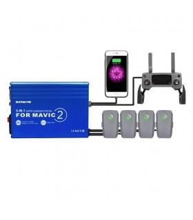 Baterii Sursa de alimentare 6 in 1 pentru DJI Mavic 2 SUNNYLIFE Xtrems.ro