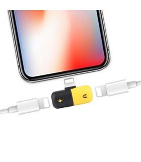 Splitter 2 in 1 Port Lightning Iphone / Ipad