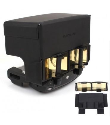 Amplificator Si Parasolar Radiocomanda Pentru Dji Mavic Pro , Spark, Mavic Air Si Mavic 2