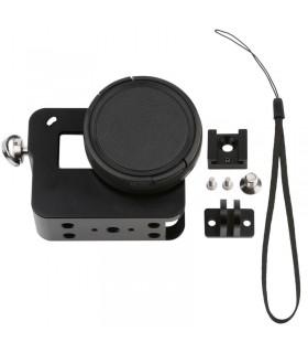 Carcase/Protectii Carcasa din aluminiu CNC Compatibila GoPro Hero 7 , 6 si 5 Black Xtrems Xtrems.ro