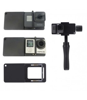 Sisteme Prindere Adaptor fixare Gopro pe Dji Osmo Mobile Xtrems Xtrems.ro