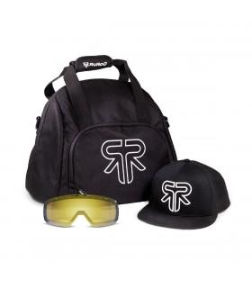 Accesorii Helmet Bag + Ruroc Team Cap + lentila S1 pentru ceata Ruroc Xtrems.ro