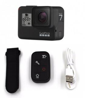Pachet GoPro Hero 7 Black Si Telecomanda Compatibila