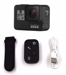 GoPro Pachet GoPro Hero 7 Black Si Telecomanda Xtrems.ro