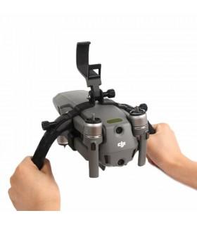 Grip Stabilizator Cu Doua Manere Si Suport De Telefon Dji Mavic 2 Pro si Zoom