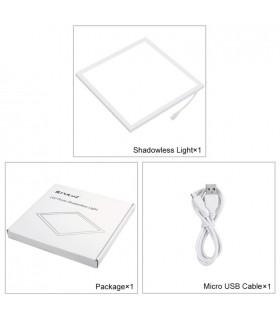 Accesorii Lampa Led Pentru Mini Studiouri Foto PULUZ Xtrems.ro