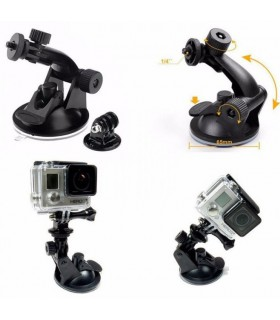 Accesorii camere video Ventuza parbriz Gopro Xtrems Xtrems.ro