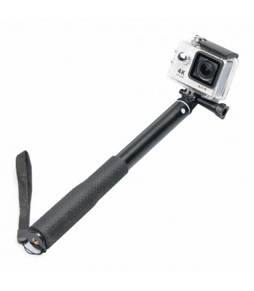 Selfie stick Aluminiu 4 tronsoane