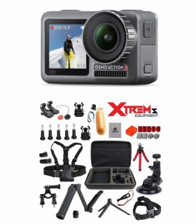 Camere video sport Pachet DJI Osmo Action Si Set 35 Accesorii Dji Xtrems.ro