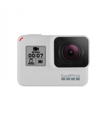 GoPro Hero 7 Black Dusk White Limited Edition + Baterie Cadou