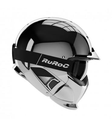 Casca Rurorc RG1-DX SERIES 3 Silver Chrome