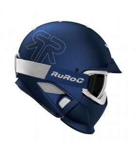 Casti Casca Rurorc RG1-DX SERIES 3 MIDNIGHT Ruroc Xtrems.ro