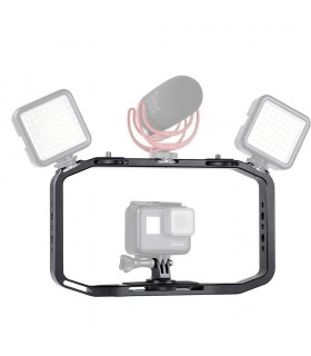 Cadru Vlogging Pentru Telefon, Camera Sport Sau DSLR Ulanzi