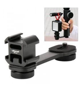 Adaptor Din Aluminiu Pentru Atasare Accesorii Foto / Video Ulanzi
