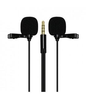 Microfoane Microfon Lavaliera Duala Omnidirectionala Ulanzi Ulanzi Xtrems.ro