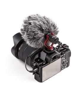 Microfoane Microfon Premium Ulanzi Pentru Camere Video Sport Sau DSLR Compatibil Gopro Ulanzi Xtrems.ro