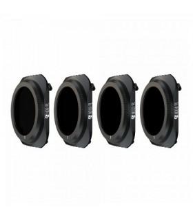 Accesorii Set 4 Filtre Freewell pentru Mavic 2 Pro ND8/PL, ND16/PL, ND32/PL, ND64/PL Freewell Xtrems.ro