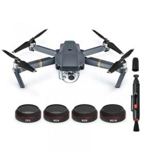 Accesorii drone Set 4 Filtre Freewell pentru DJI Mavic PRO - ND4, ND8, ND16, CPL Freewell Xtrems.ro