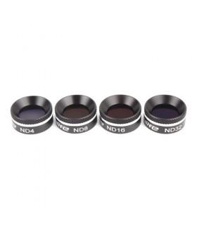 Filtre Set 4 Filtre Pentru Drona Dji Mavic Air - ND4 ND8 ND16 ND32 SUNNYLIFE Xtrems.ro