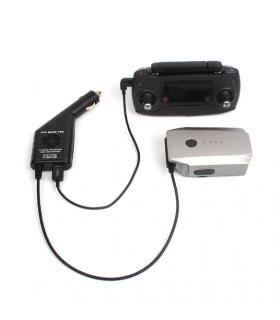 Baterii Incarcator Auto 2 in 1 pentru Dji Mavic Pro SUNNYLIFE Xtrems.ro