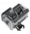 Carcase/Protectii Carcasa Subacvatica Transparenta Telesin Compatibila DJI Osmo Action Telesin Xtrems.ro