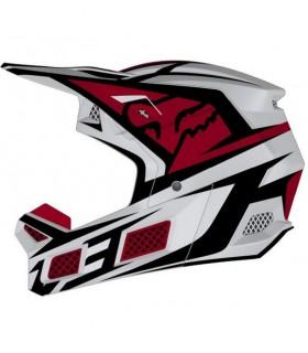 Casca FOX V3 Idol Helmet, ECE [LT GRY]