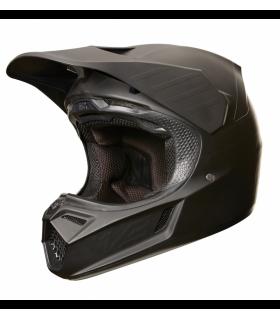Casca FOX V3 Matte Carbon Helmet, ECE [MT BLK]