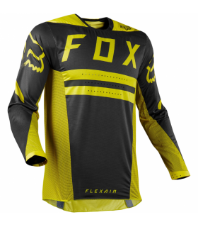 Tricou Fox FLEXAIR PREEST [DRK YLW] Limited Edition