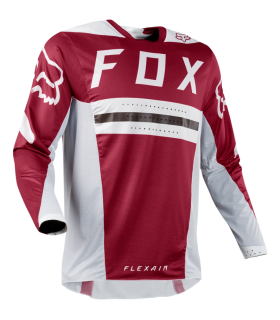 Tricou Fox FLEXAIR PREEST [DRK RD] Limited Edition