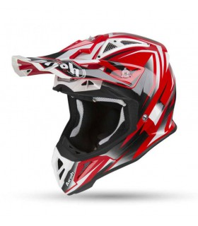 Casti Casca Airoh Aviator 2.3 Fame Red Gloss Airoh Xtrems.ro