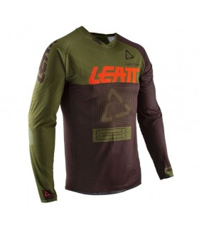 Tricou LEATT DBX 4.0 ULTRAWELD FOREST