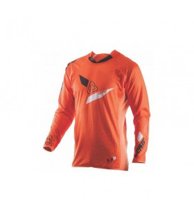 Tricou LEATT GPX 5.5 ULTRAWELD ORANGE/BLACK